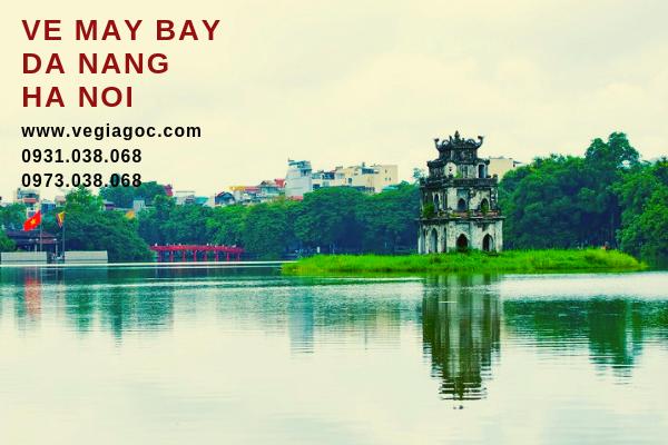Vé máy bay Đà Nẵng đi Hà Nội