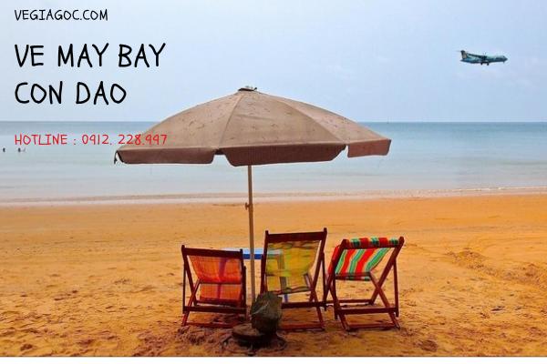 Vé máy bay đi Côn Đảo giá rẻ 2019