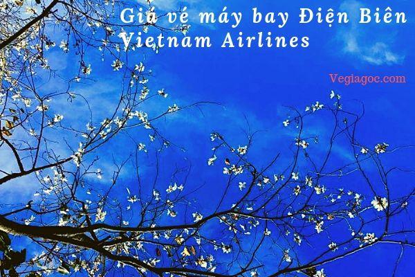 Giá vé máy bay đi Điện Biên Vietnam Airlines