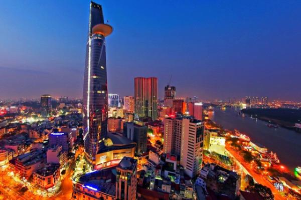 Vé máy bay đi Hồ Chí Minh Vietjet