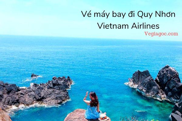 Giá vé máy bay đi Quy Nhơn VietNam Airlines