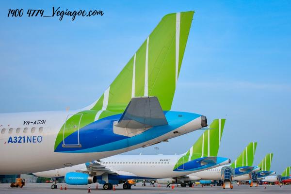 Vé máy bay đi Vân Đồn Bamboo Airways