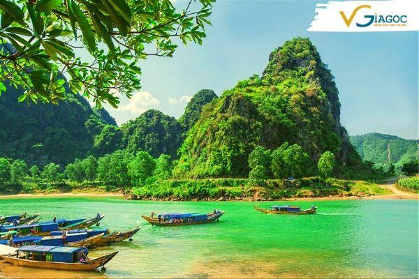 Vé máy bay giá rẻ đi Đồng Hới tháng 1 chỉ từ 199 000 đồng