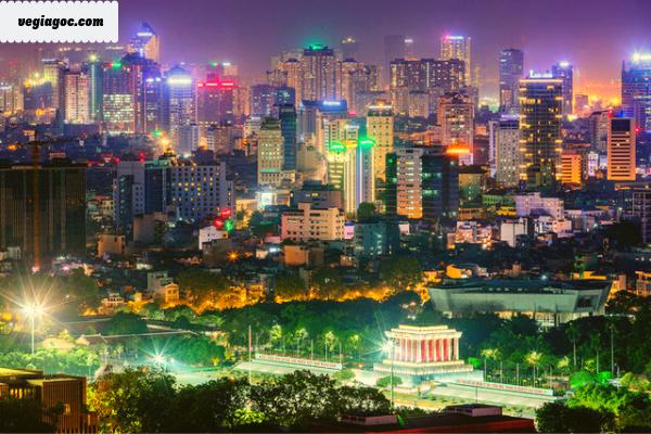 Vé máy bay giá rẻ đi Hà Nội tháng 12 chỉ từ 399000 đồng