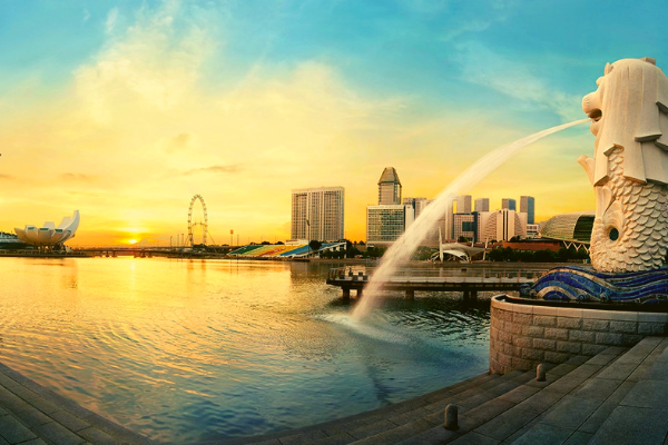 Vé máy bay giá rẻ đi Singapore
