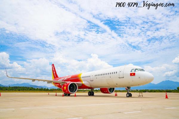 Vé máy bay giá rẻ tháng 3 Vietjet
