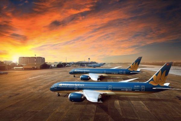 Vé máy bay giá rẻ tháng 5 Vietnam Airlines