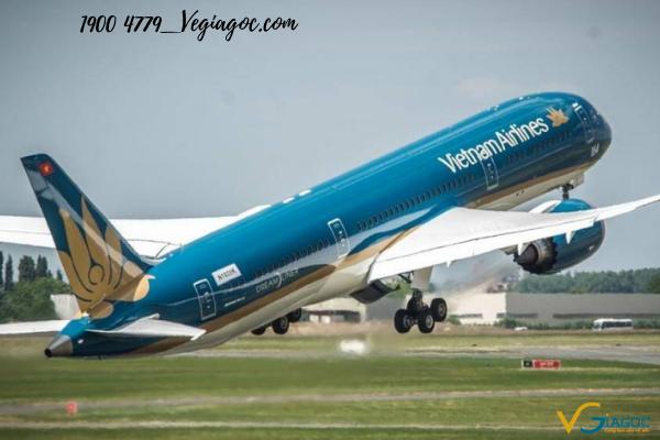 Vé máy bay giá rẻ tháng 8 Vietnam Airlines