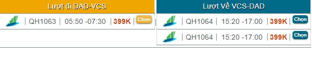 vé máy bay từ Hà Nội đi Côn Đảo