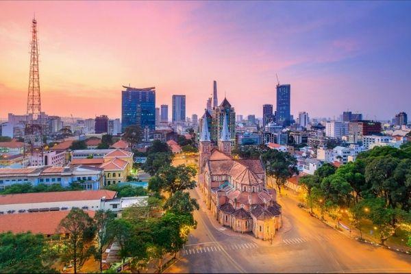 Vé máy bay Hà Nội đi Sài Gòn khuyến mãi