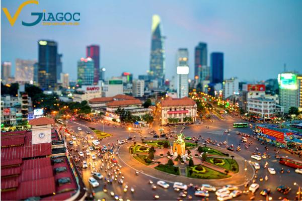 Vé máy bay Hải Phòng đi Sài Gòn giá rẻ