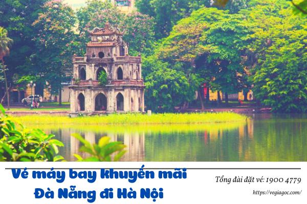 Vé máy bay khuyến mãi Đà Nẵng đi Hà Nội