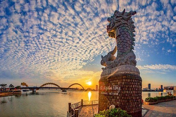 Vé máy bay khuyến mãi đi Đà Nẵng tháng 12