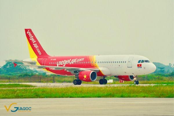 Vé máy bay khuyến mãi tháng 1 2020 Vietjet