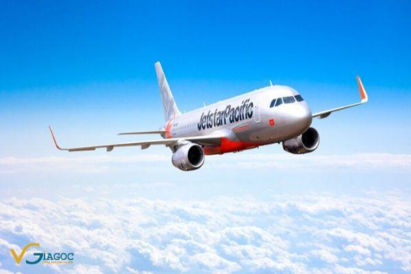 Vé máy bay khuyến mãi tháng 1 2020 Jetstar