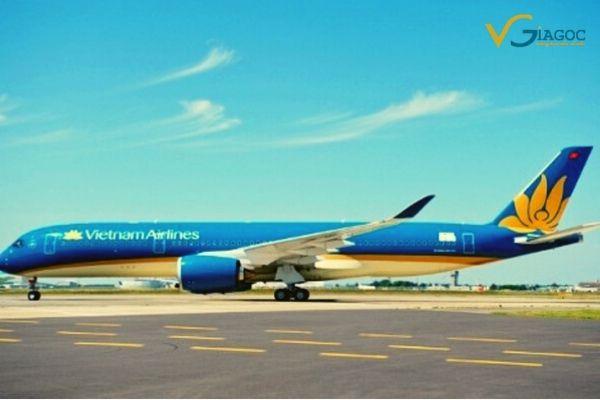 Vé máy bay khuyến mãi tháng 10 Vietnam Airlines