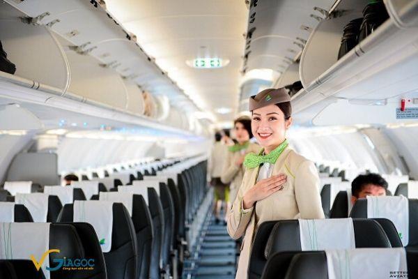 Vé máy bay khuyến mãi tháng 11 2020 Bamboo Airways