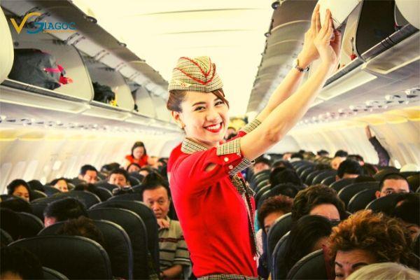 Vé máy bay khuyến mãi tháng 11 2020 Vietjet