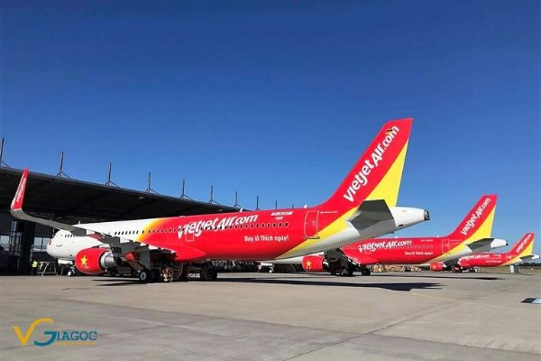 Vé máy bay khuyến mãi tháng 12 2019 Vietjet