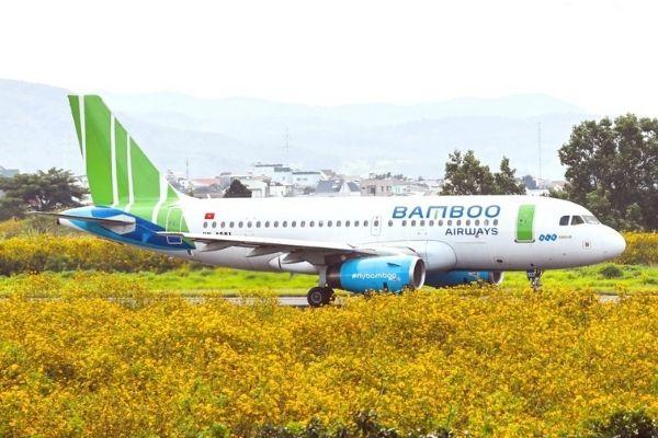 Vé máy bay khuyến mãi tháng 12 Bamboo Airways