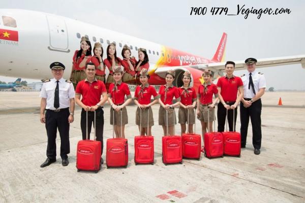 Vé máy bay khuyến mãi tháng 3 Vietjet