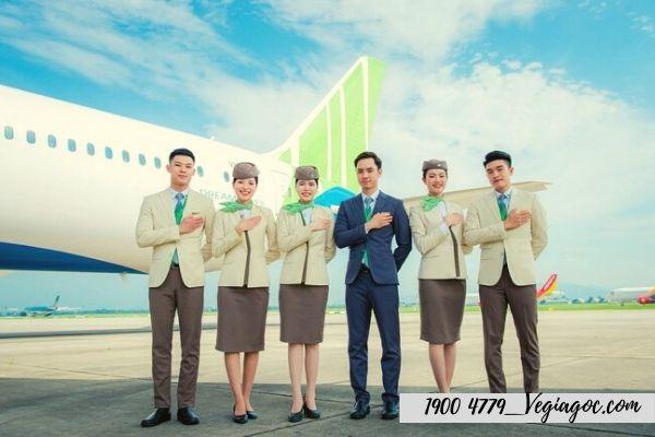 Vé máy bay khuyến mãi tháng 8 Bamboo Airways