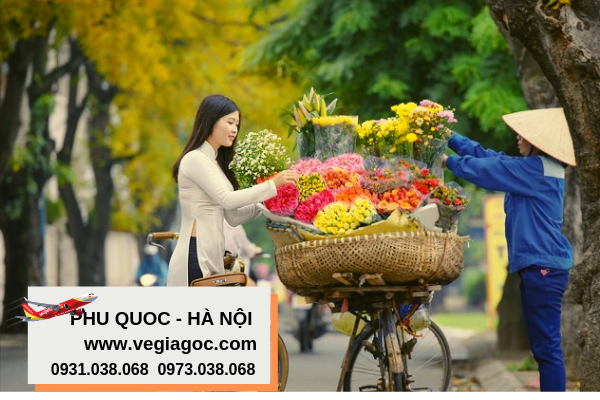 Vé máy bay Phú Quốc đi Hà Nội