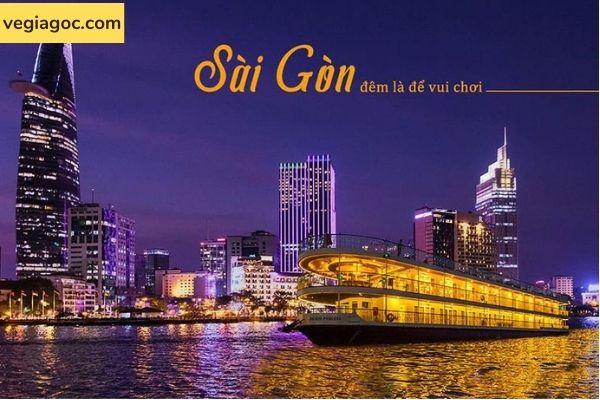 Vé máy bay Phú Quốc đi Sài Gòn khuyến mãi
