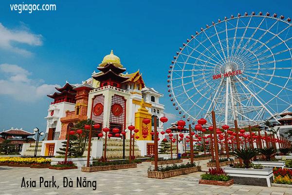Vé máy bay Sài Gòn Đà Nẵng điểm đến hấp dẫn ngày 8 tháng 3