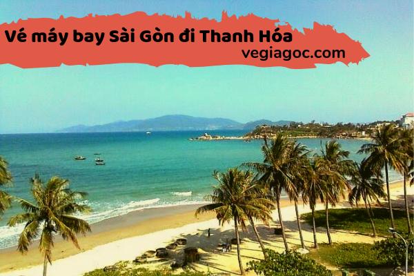 Vé máy bay Sài Gòn đi Thanh Hóa