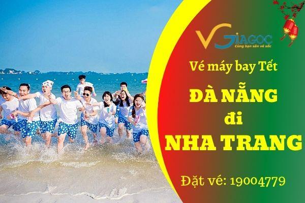 Vé máy bay Tết Đà Nẵng đi Nha Trang