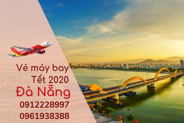 Vé máy bay Tết đi Đà Nẵng 2020 giá rẻ