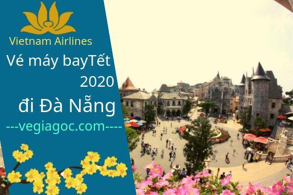 Vé máy bay Tết đi Đà Nẵng 2020 Vietnam Airlines