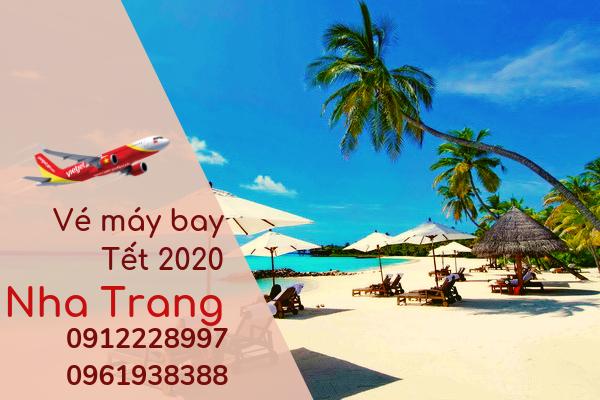 Vé máy bay Tết đi Nha Trang 2020 giá rẻ