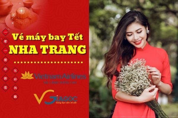 Vé máy bay Tết đi Nha Trang 2020 Vietnam Airlines