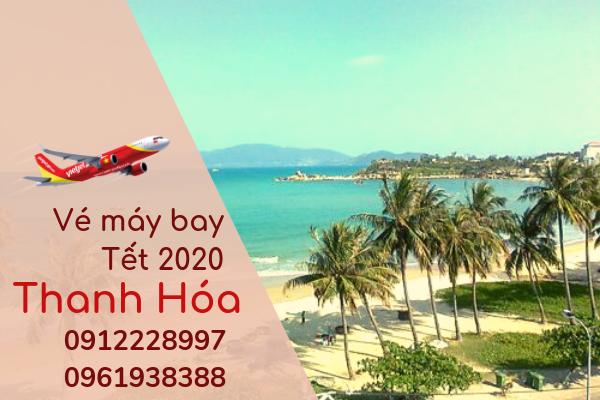 Vé máy bay Tết đi Thanh Hóa 2020 giá rẻ