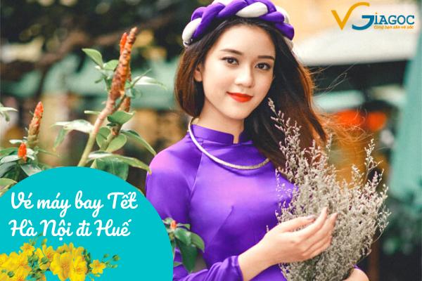 Vé máy bay Tết Hà Nội đi Huế