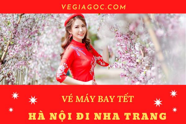 Vé máy bay Tết Hà Nội đi Nha Trang