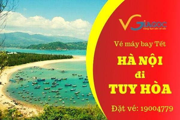 Vé máy bay Tết Hà Nội đi Tuy Hòa