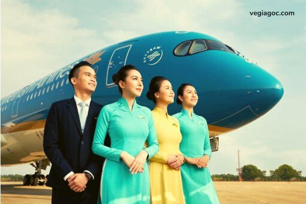 Vé máy bay tháng 5 Vietnam Airlines