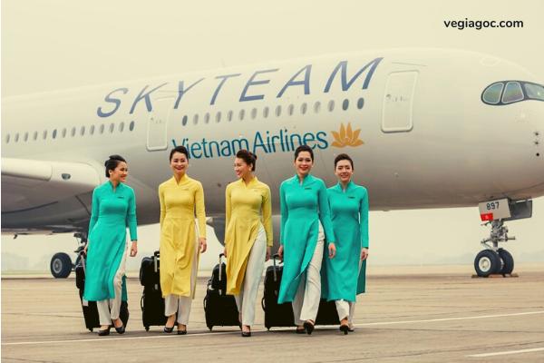 Vé máy bay tháng 6 2020 Vietnam Airlines