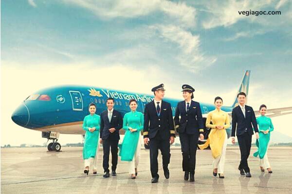 Vé máy bay giá rẻ tháng 6 Vietnam Airlines
