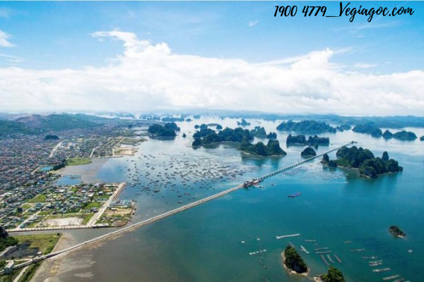 Vé máy bay Vân Đồn đi Sài Gòn khuyến mãi