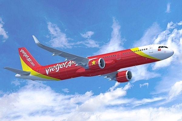Vé máy bay Vietjet Air tháng 8