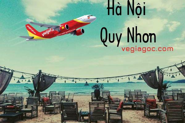 Vé máy bay Vietjet Hà Nội đi Quy Nhơn