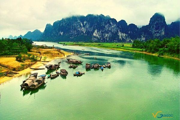 Vé máy bay Vietjet Sài Gòn đi Đồng Hới