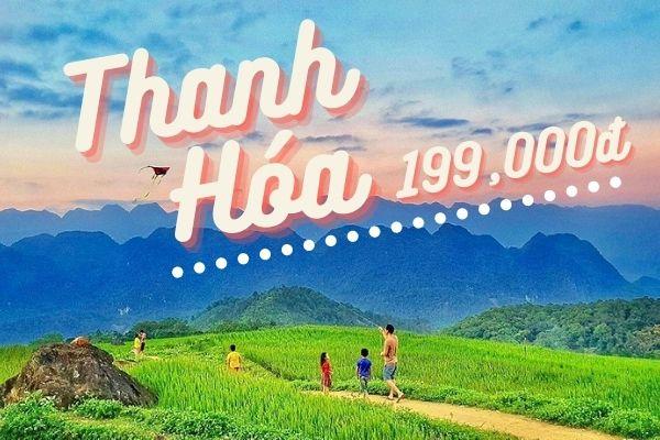 Vé máy bay Vietjet Sài Gòn đi Thanh Hóa