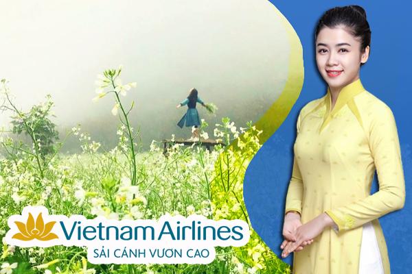 Vé máy bay Vietnam Airlines khuyến mãi tháng 11