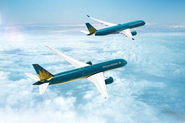 Vé máy bay Vietnam Airlines Tháng 12