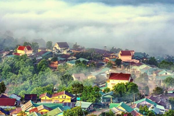 Vé máy bay Vietnam Airlines Sài Gòn đi Đà Lạt